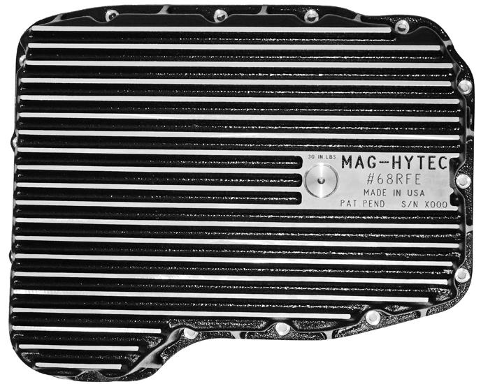 Maghytec 68rfe Transmission Pan